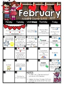 February Updated 2